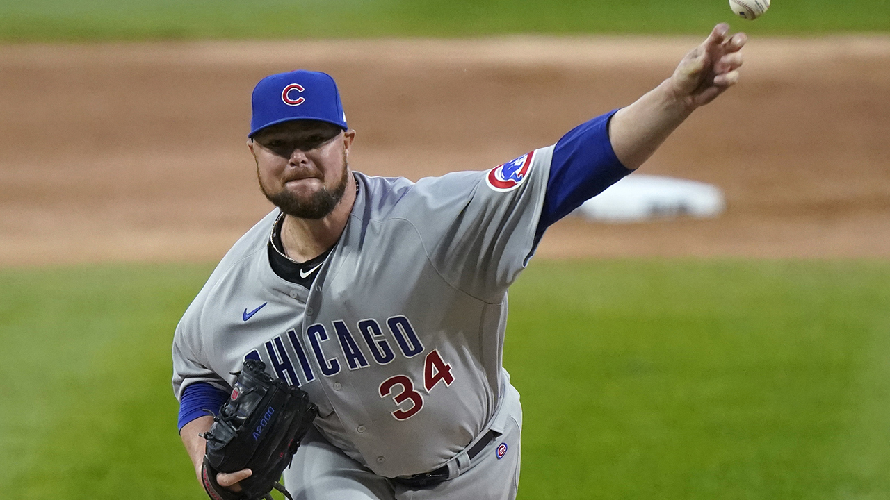 Lefty Jon Lester finalizes $5M, 1-year deal with Nationals