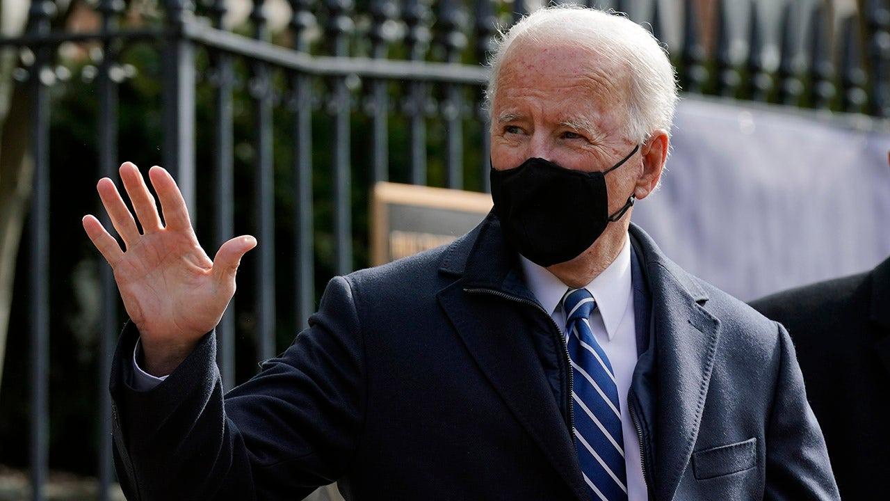 Biden says Democrats don't have votes to impeach Trump