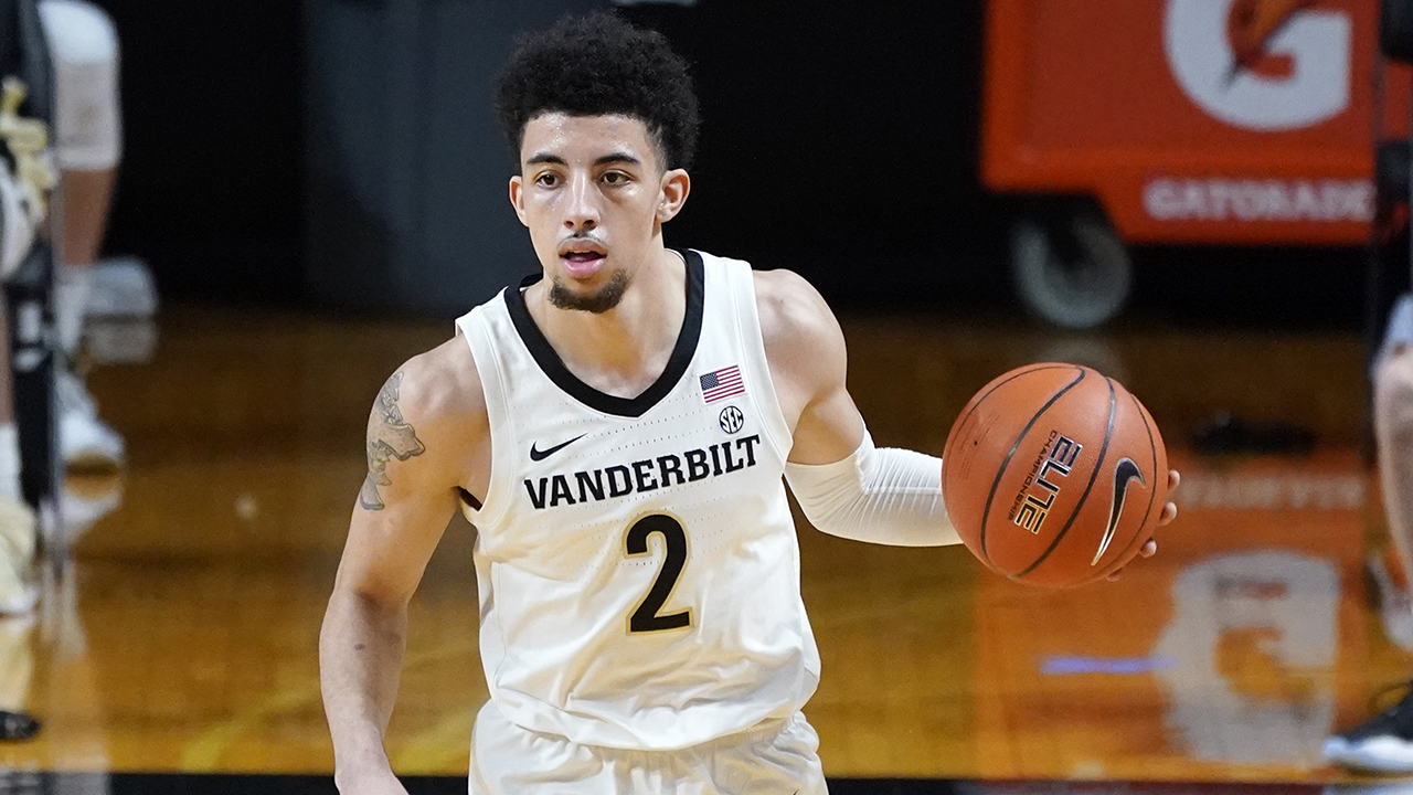 Scotty Pippen Jr leads Vandy with tips from...