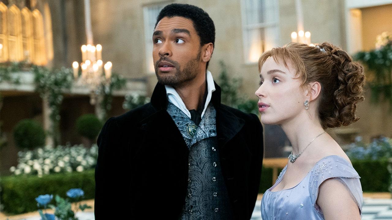 'Bridgerton' star Phoebe Dynevor denies Regé-Jean Page romance rumors: 'Always been strictly professional' - Fox News