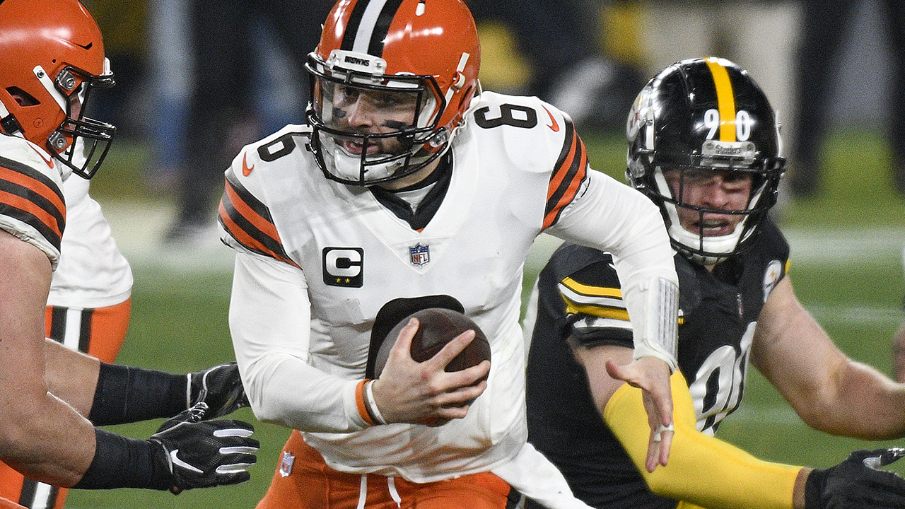 Browns' Baker Mayfield met emergency offensive lineman hours before playoff win – Fox News