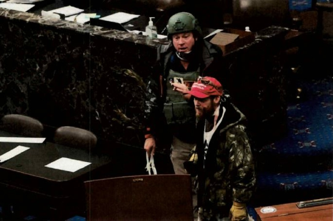 Capitol rioter Air Force veteran arrested after ex-wife calls FBI – Fox News
