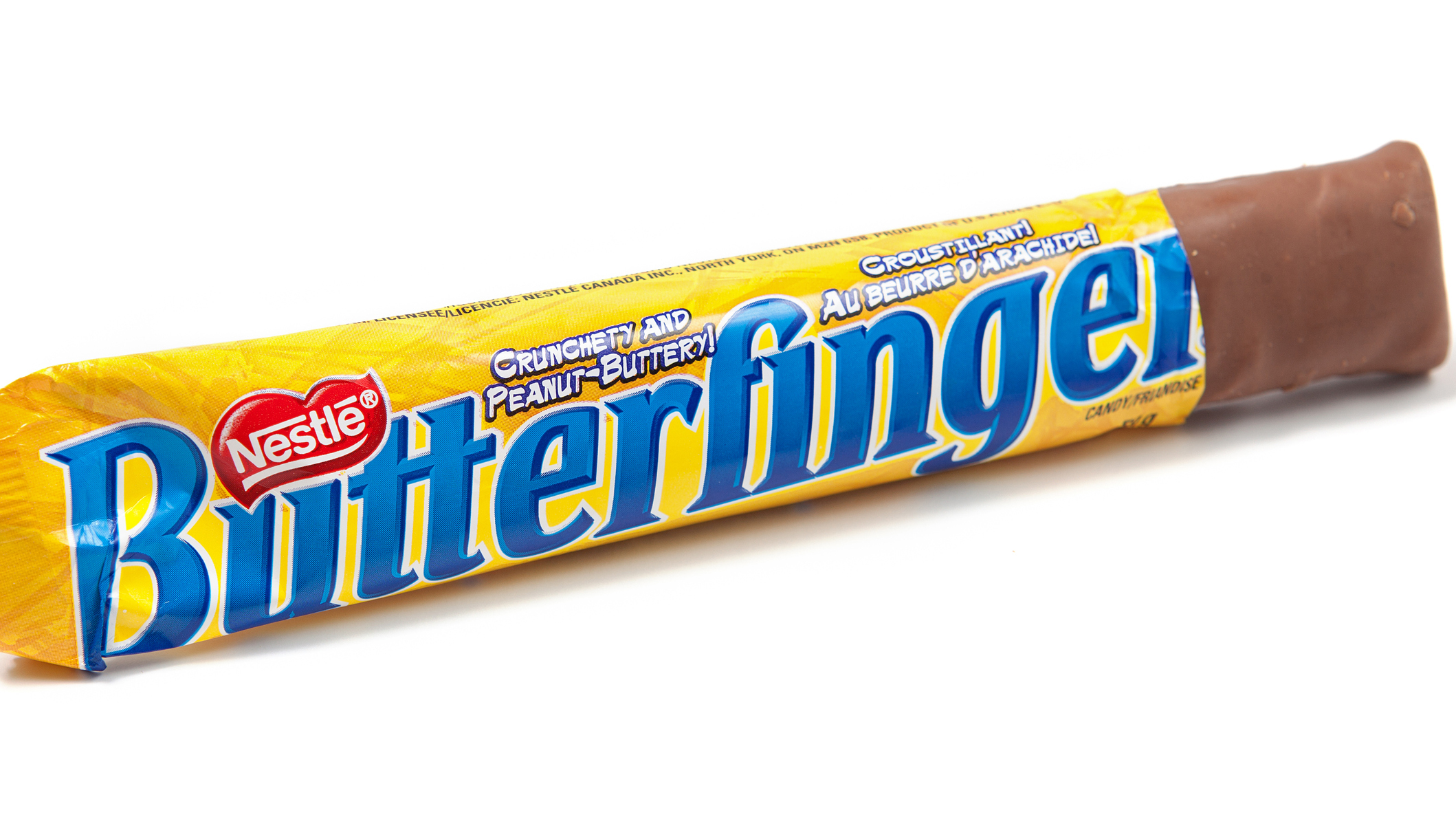 Butterfinger teases possible peanut butter release: