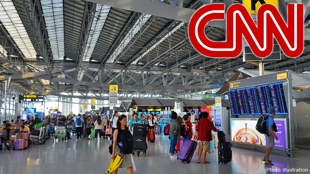 CNN announces it is pulling network from airports, Twitter rejoices