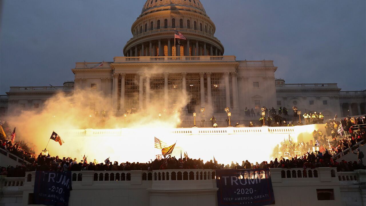 Reporter's Notebook: Inside the US Capitol during the Jan. 6 riot