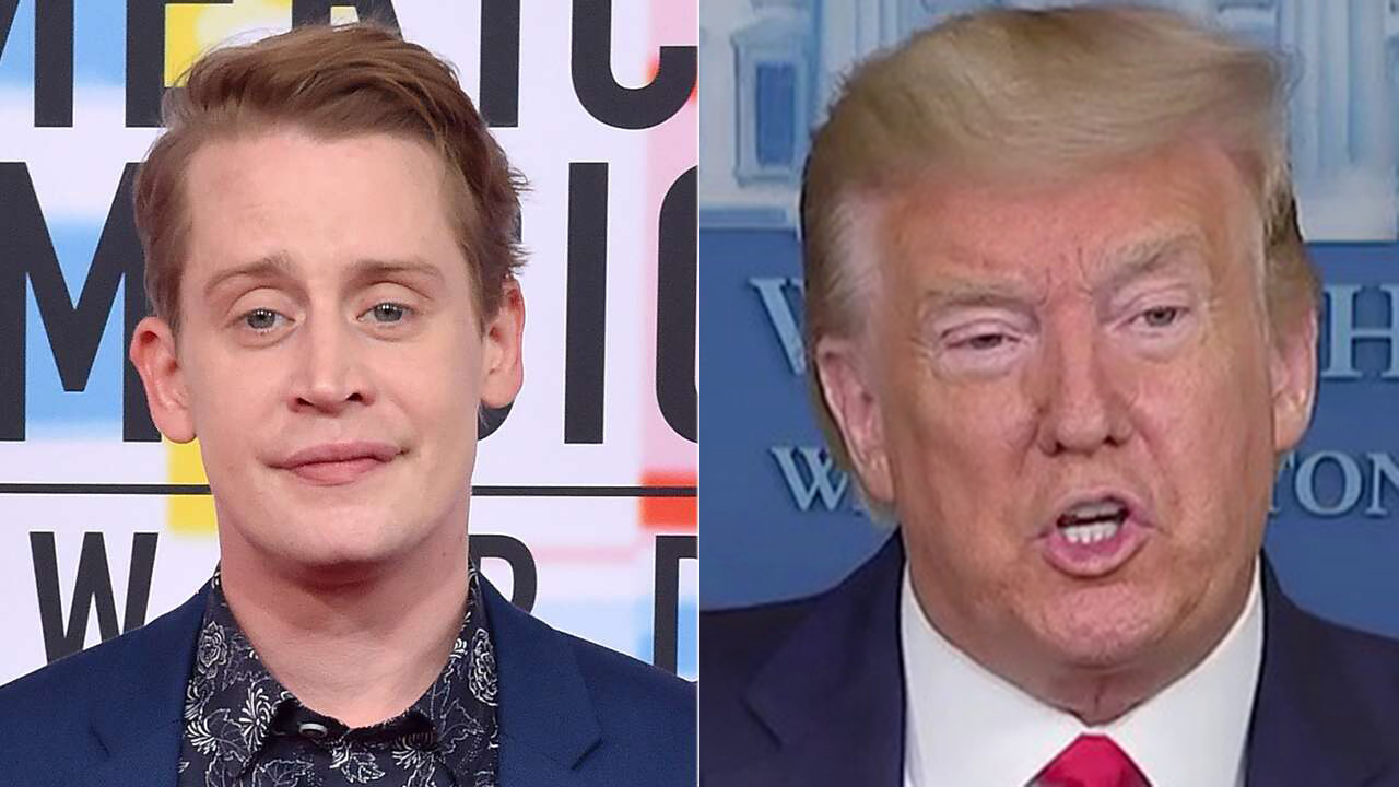 'Home Alone 2' star Macaulay Culkin sides with fan's 'petition' to remove Trump from film: 'Sold' – Fox News
