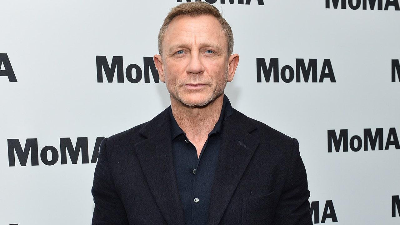 Daniel Craig says he was 'joking' when he said he'd rather commit self-harm than play James Bond again – Fox News