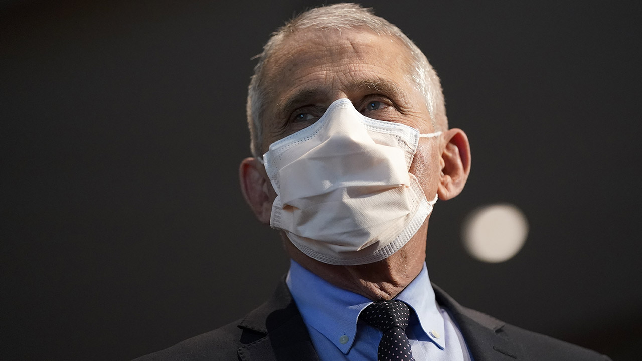 Dr. Fauci: It's 'very likely' safe for vaccinated family members to hug