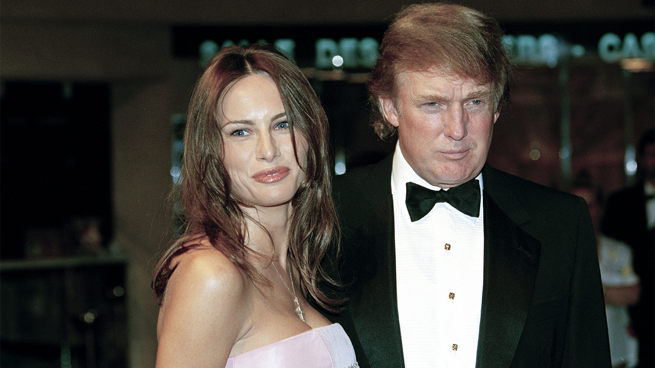 Donald Trump, Melania Trump celebrate 16 years of marriage: A look back at their lavish wedding - fox