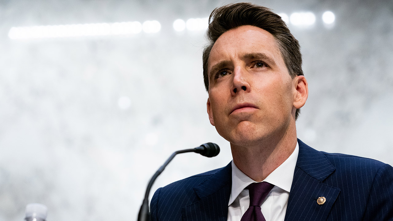 Hawley rules out run for president in 2024, says 'there's a lot of work to do' in Senate