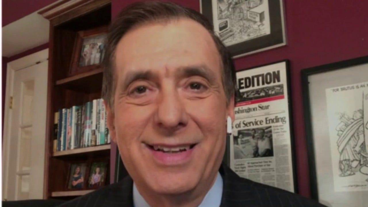 'Smart politics' by Sen. Hawley to promote idea he's been unfairly punished: Kurtz