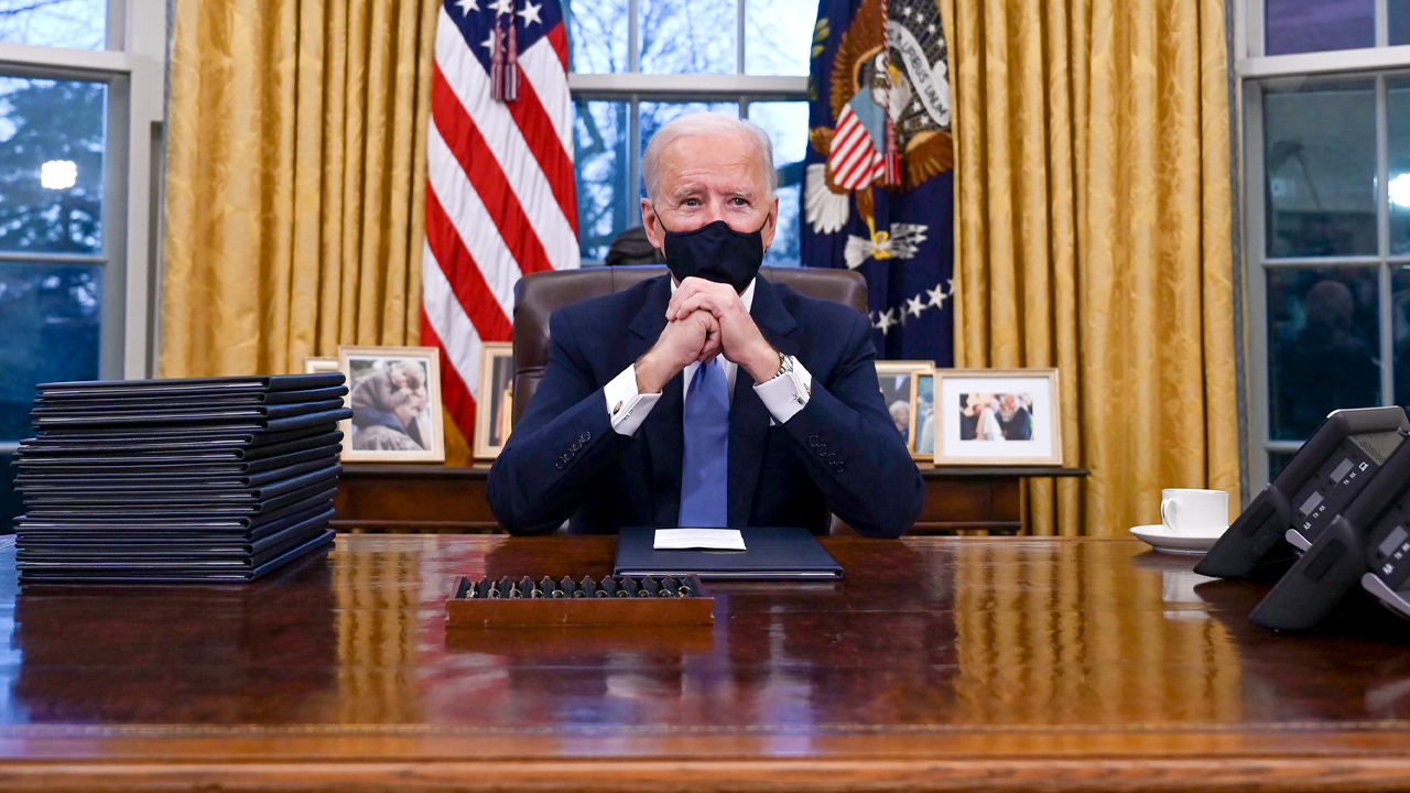 Biden, UK's Boris Johnson discuss Paris accord, trade, coronavirus