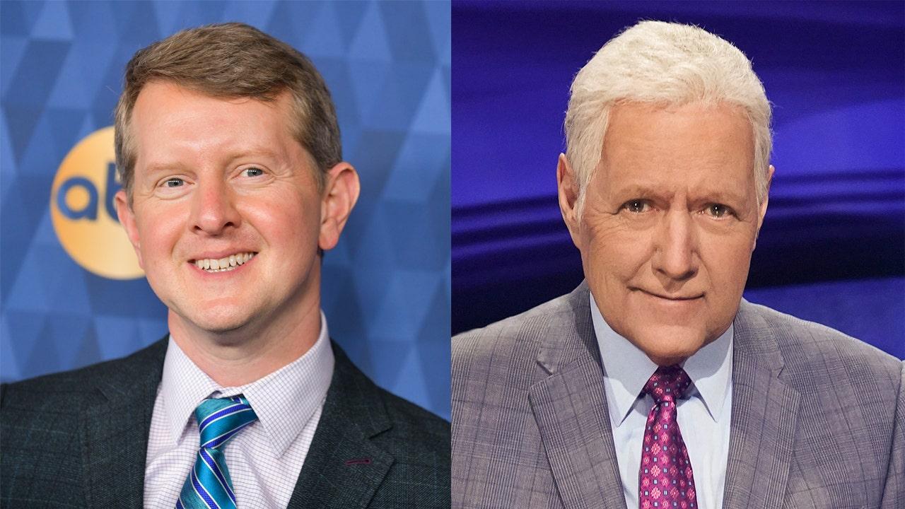 'Jeopardy!' guest host Ken Jennings pays tribute to Alex Trebek, Twitter reacts