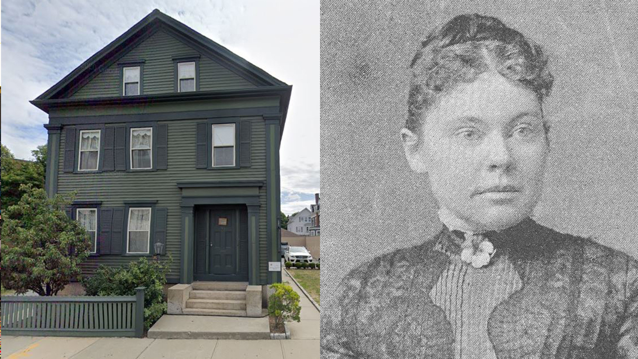 Image of article 'Massachusetts home where Lizzie Borden's parents were axed to death selling for $2M'