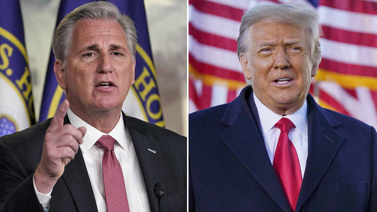 Trump could target Kevin McCarthy in CPAC speech: report - Fox News