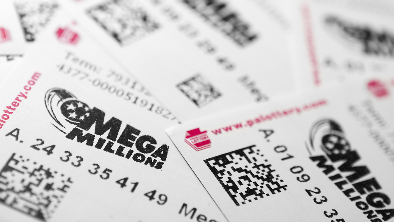 Mega Millions lottery numbers drawn - fox