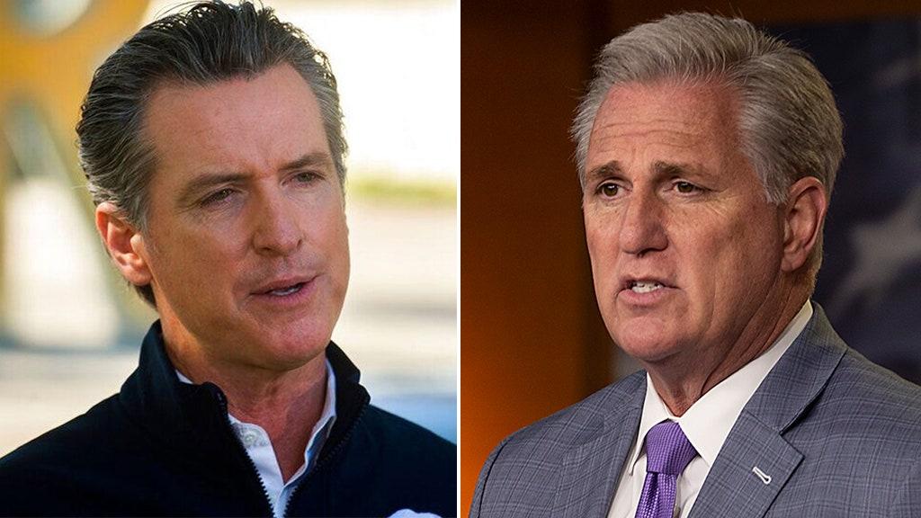 McCarthy: California