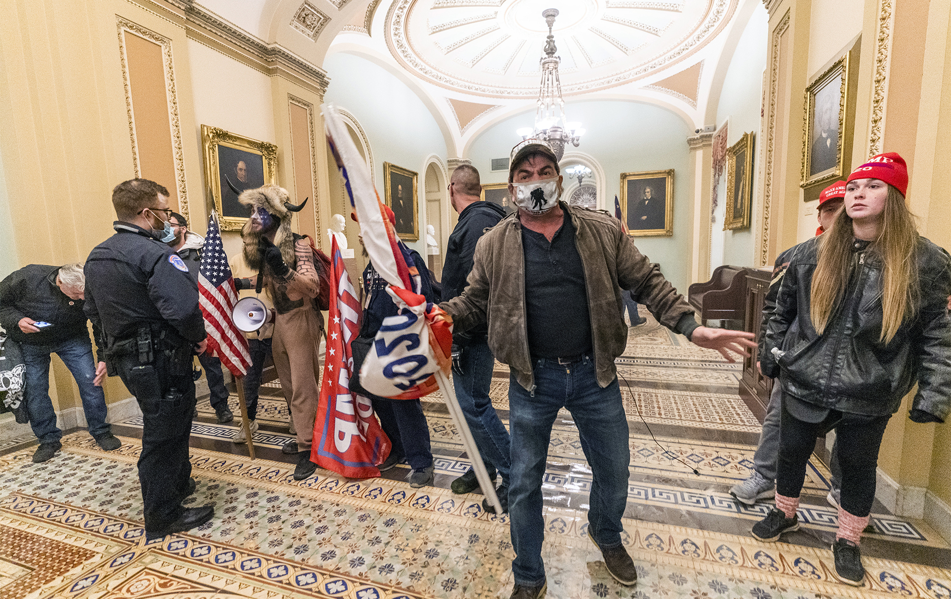 House approves legislation to form Jan. 6 bipartisan commission to investigate Capitol riot