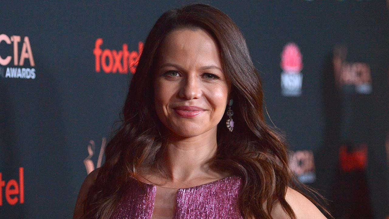 Tammin Sursok is scared as her husband has coronavirus and no beds in hospital