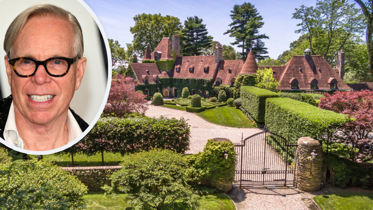 Tommy Hilfiger sells his $45M mansion, reportedly moving to Florida - fox
