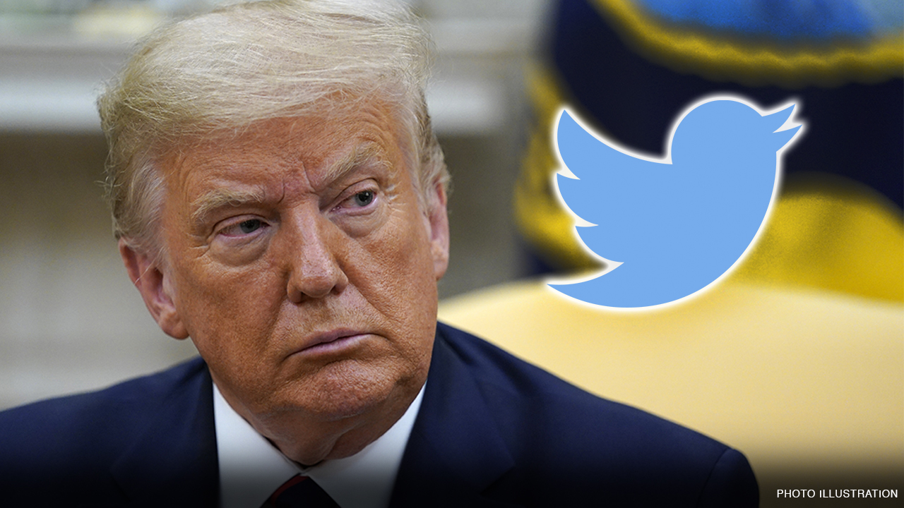 Trump a Twitter rival? After ban, president says he's in talks with other platforms — or may launch his own