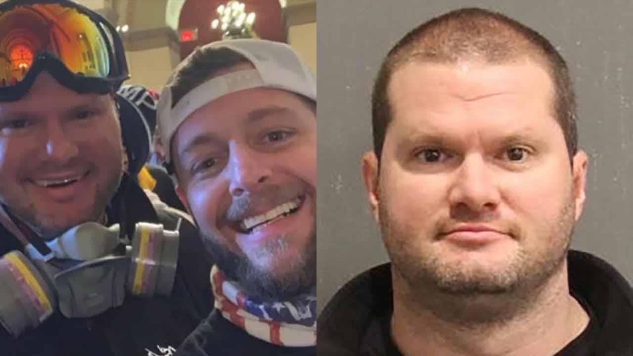 FBI arrest another Tennessee man over Capitol riot selfie, Facebook post decrying Antifa, BLM