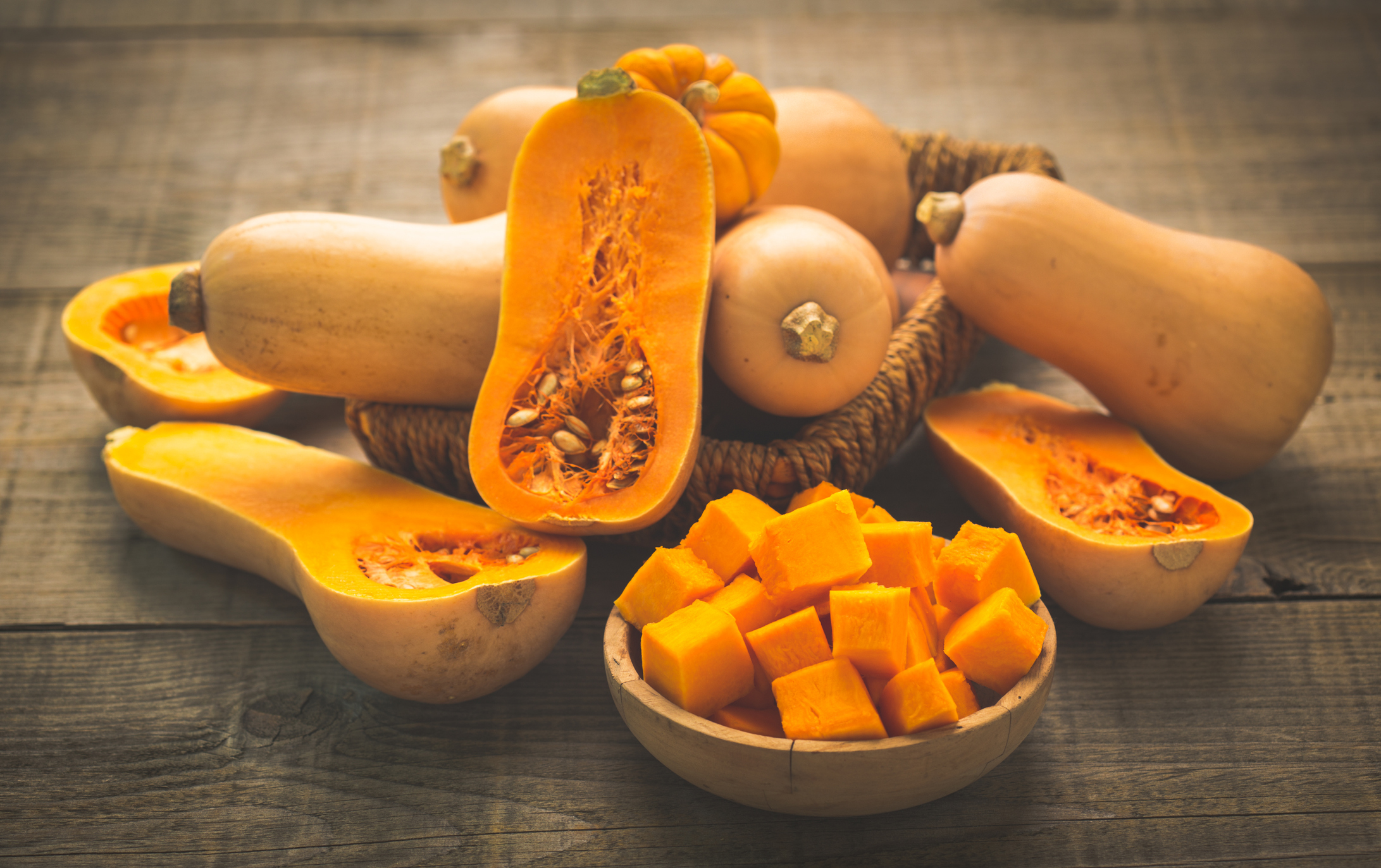 Butternut squash products recalled over listeria contamination concerns