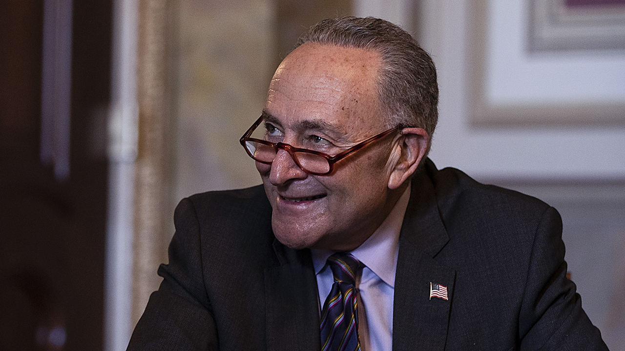 Sen. Kennedy warns some in GOP 'swapped brains with Democrats' to support Schumer's 'orgy of spending porn'