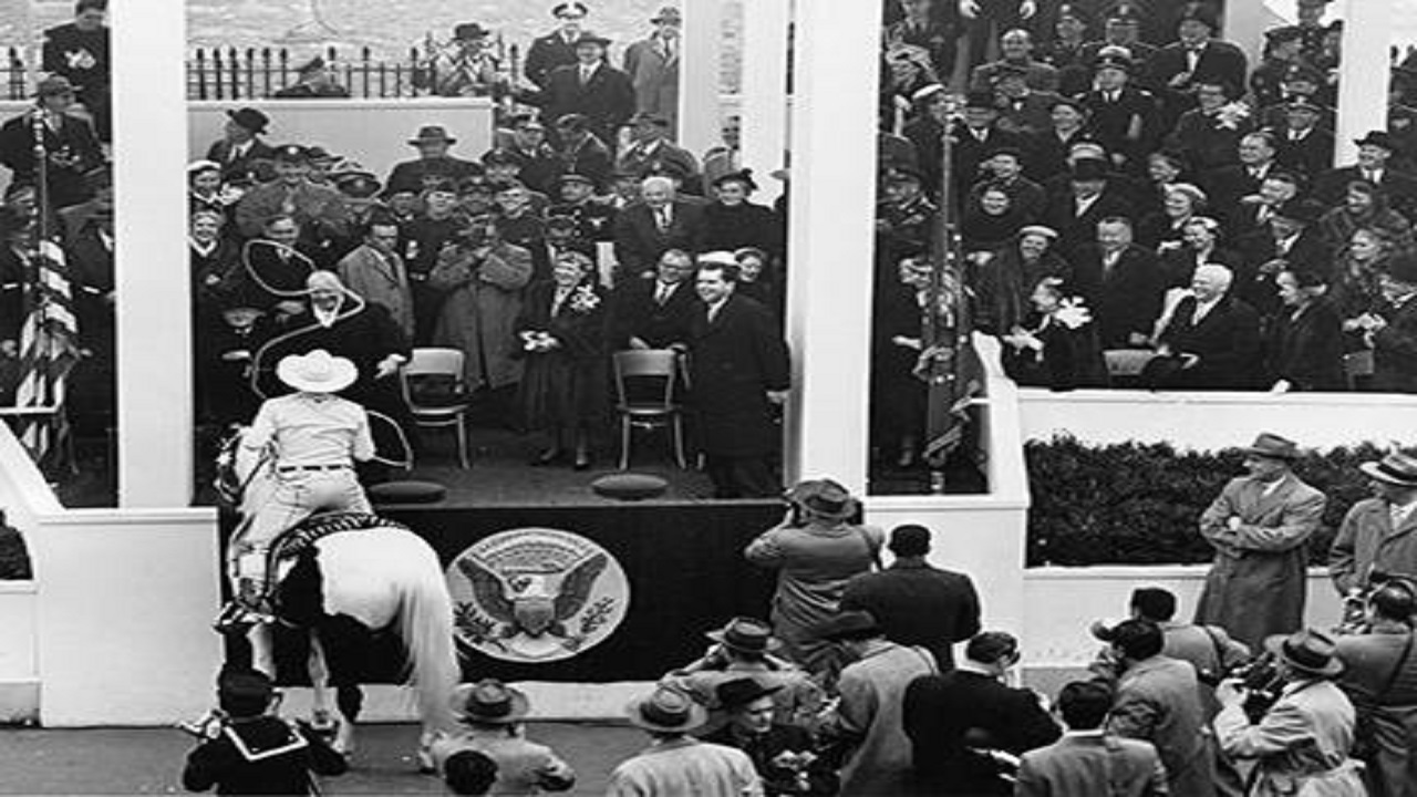 4 of the most unusual presidential inaugurations