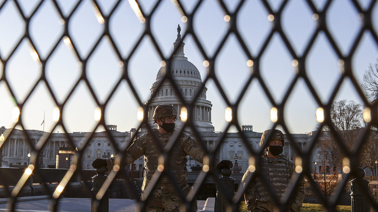 As Biden inauguration approaches, federal prisons under full-on lockdown