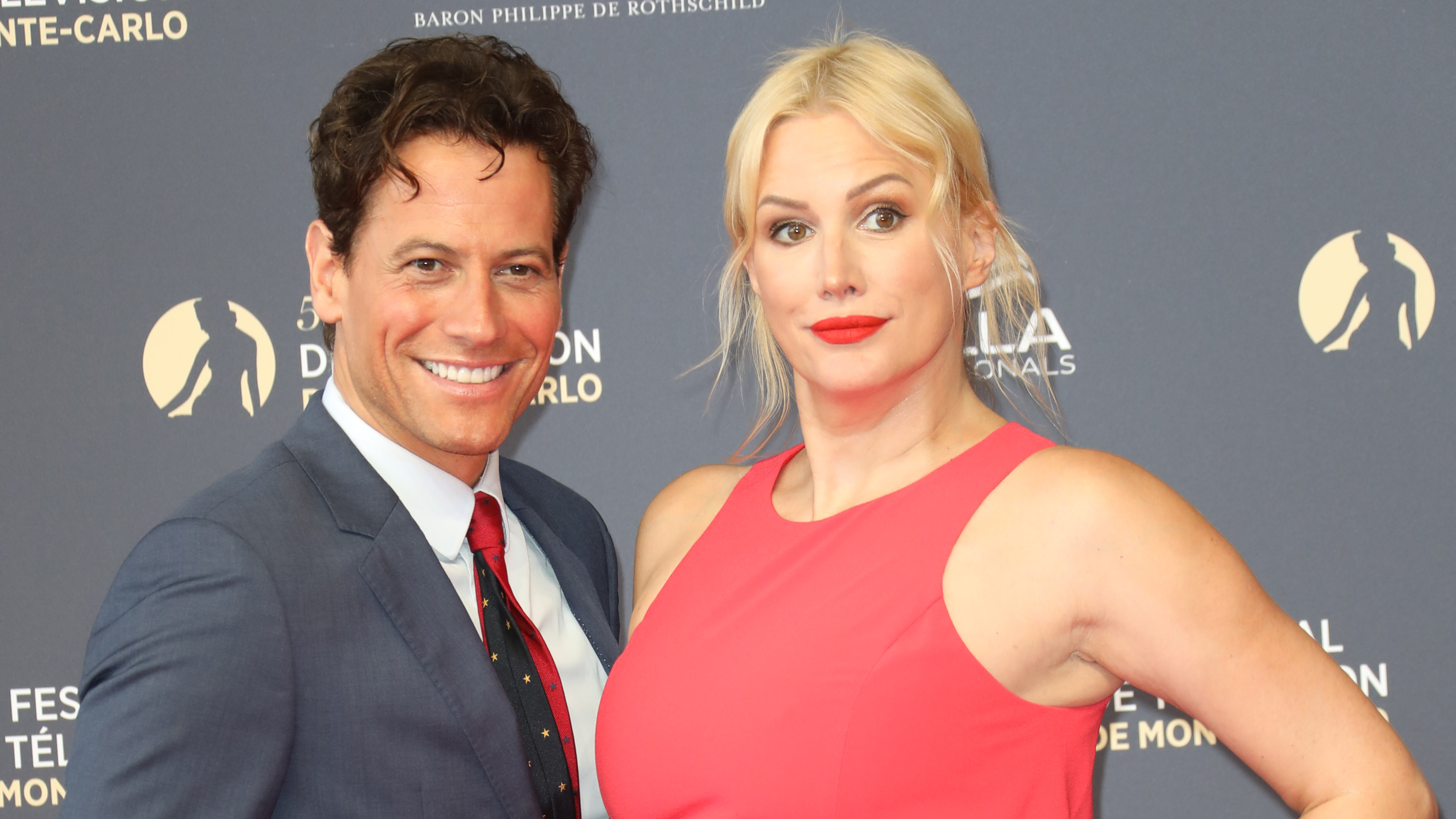 Ioan Gruffudd files for divorce from wife Alice Evans after 13 years of marriage: report