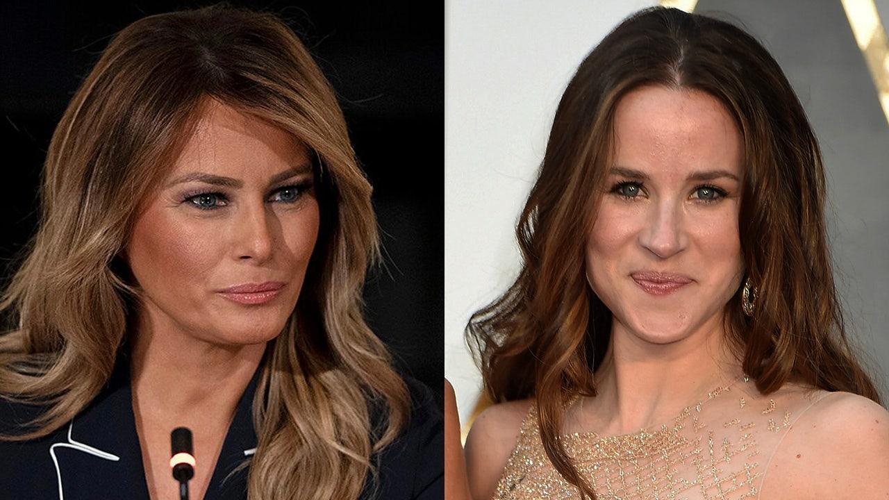 Melania Trump breaking White House tour tradition is 'unfortunate': Ashley Biden - Fox News