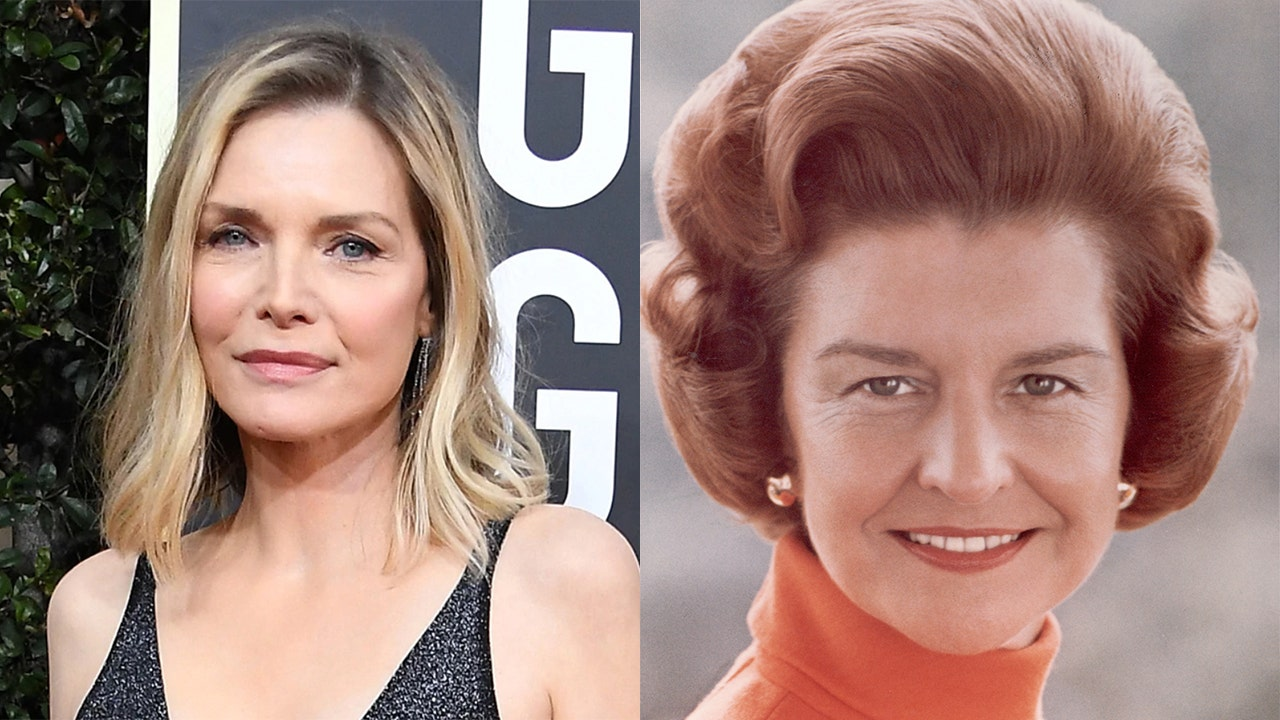 Showtime's 'First Lady' taps Michelle Pfeiffer to star as Betty Ford - Fox News
