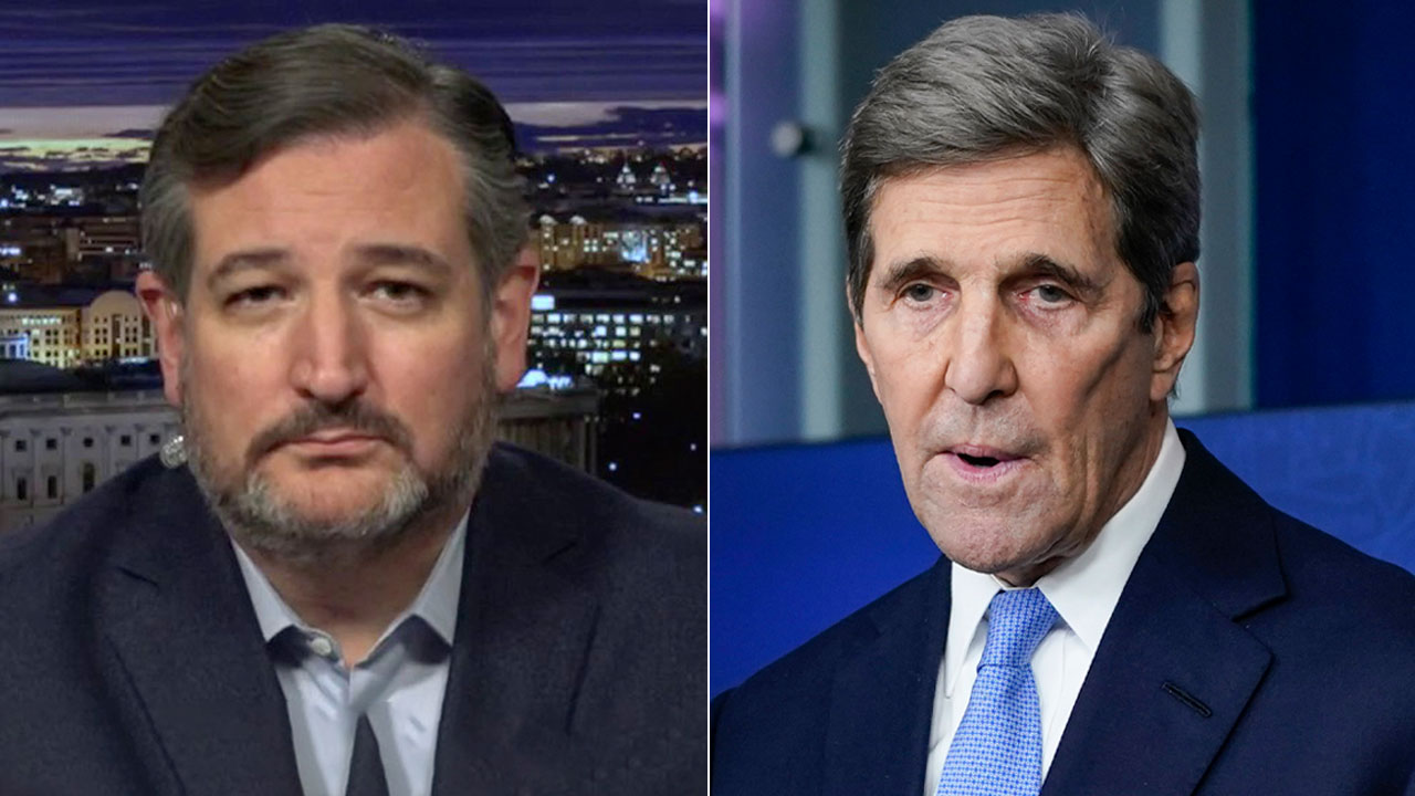 Cruz rips Kerry for suggesting solar jobs are 'better choice' for displaced workers