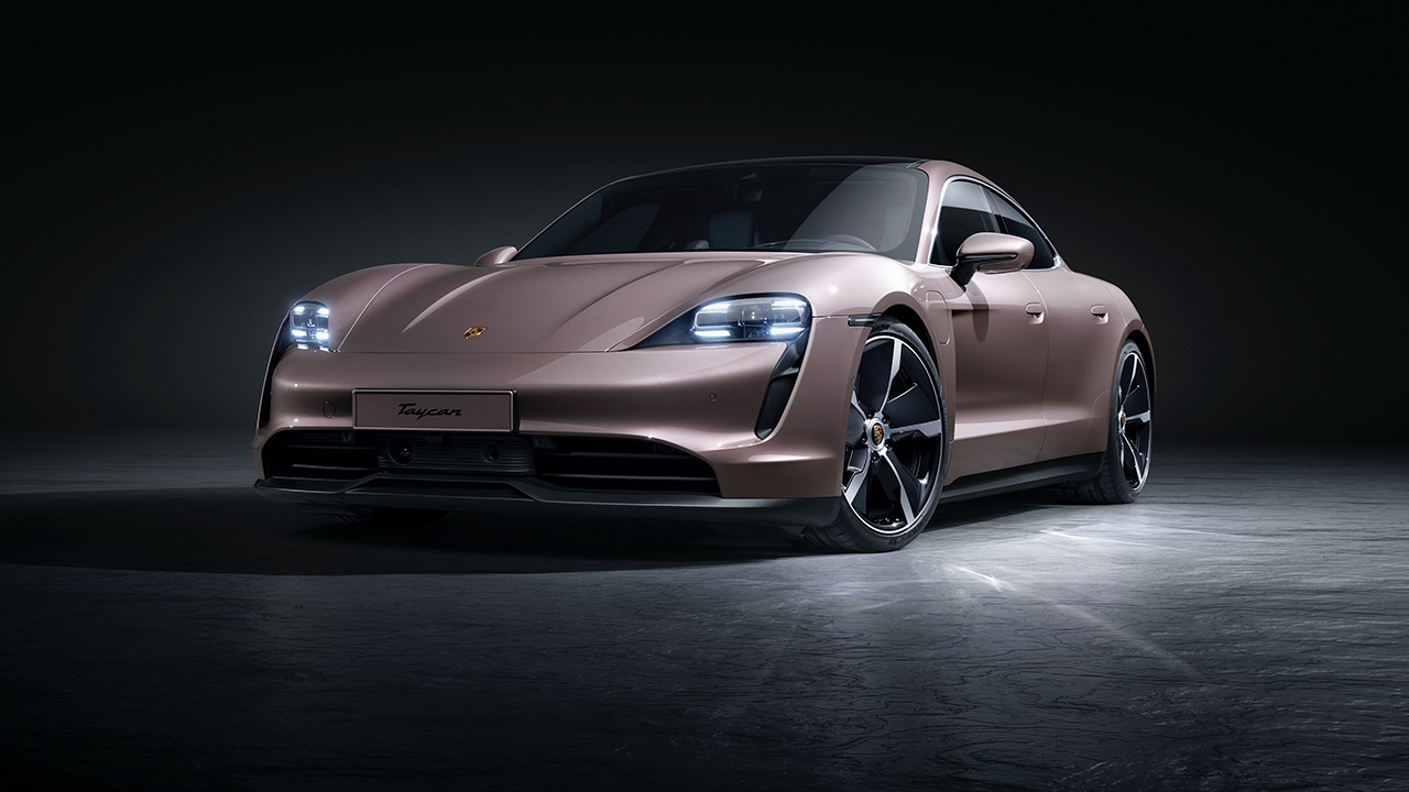 Low-priced Porsche Taycan electric sedan launched to take...