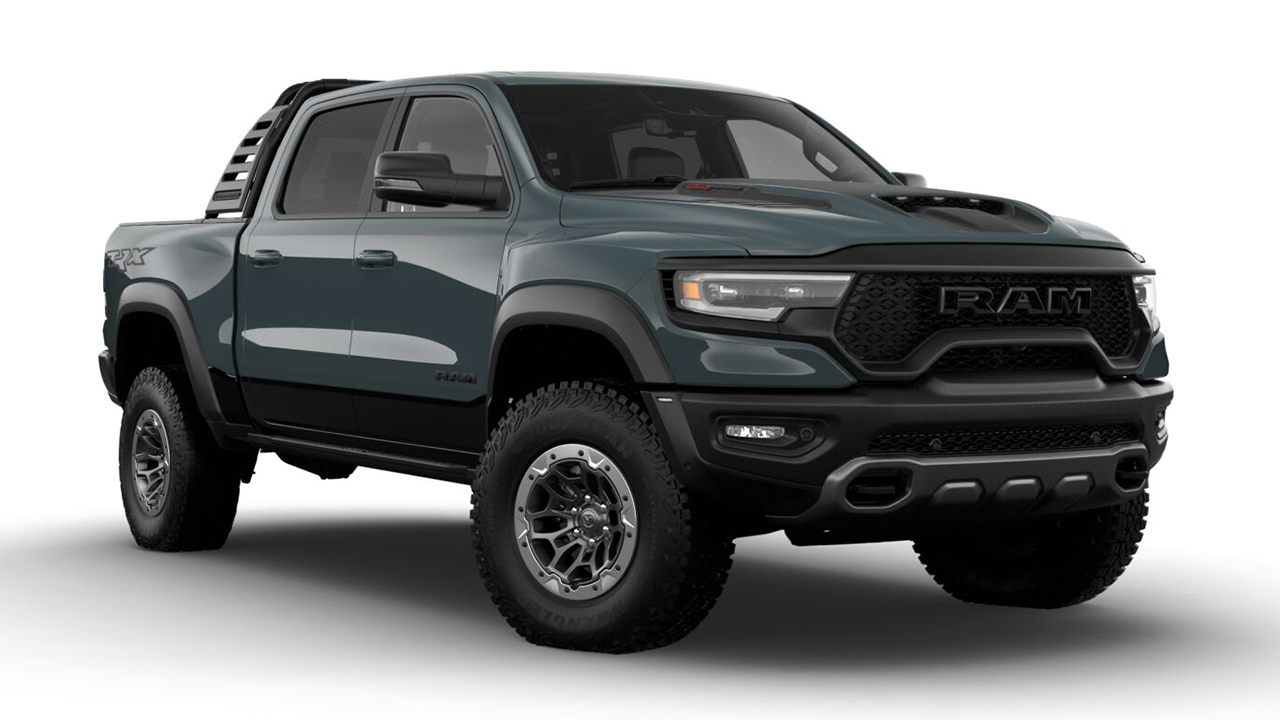 Million-dollar muscle truck? Ram auctioning world`s most powerful...