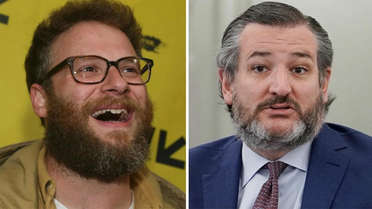 Seth Rogen slams Ted Cruz as a 'fascist,' says Texas Sen. would benefit from smoking marijuana with him