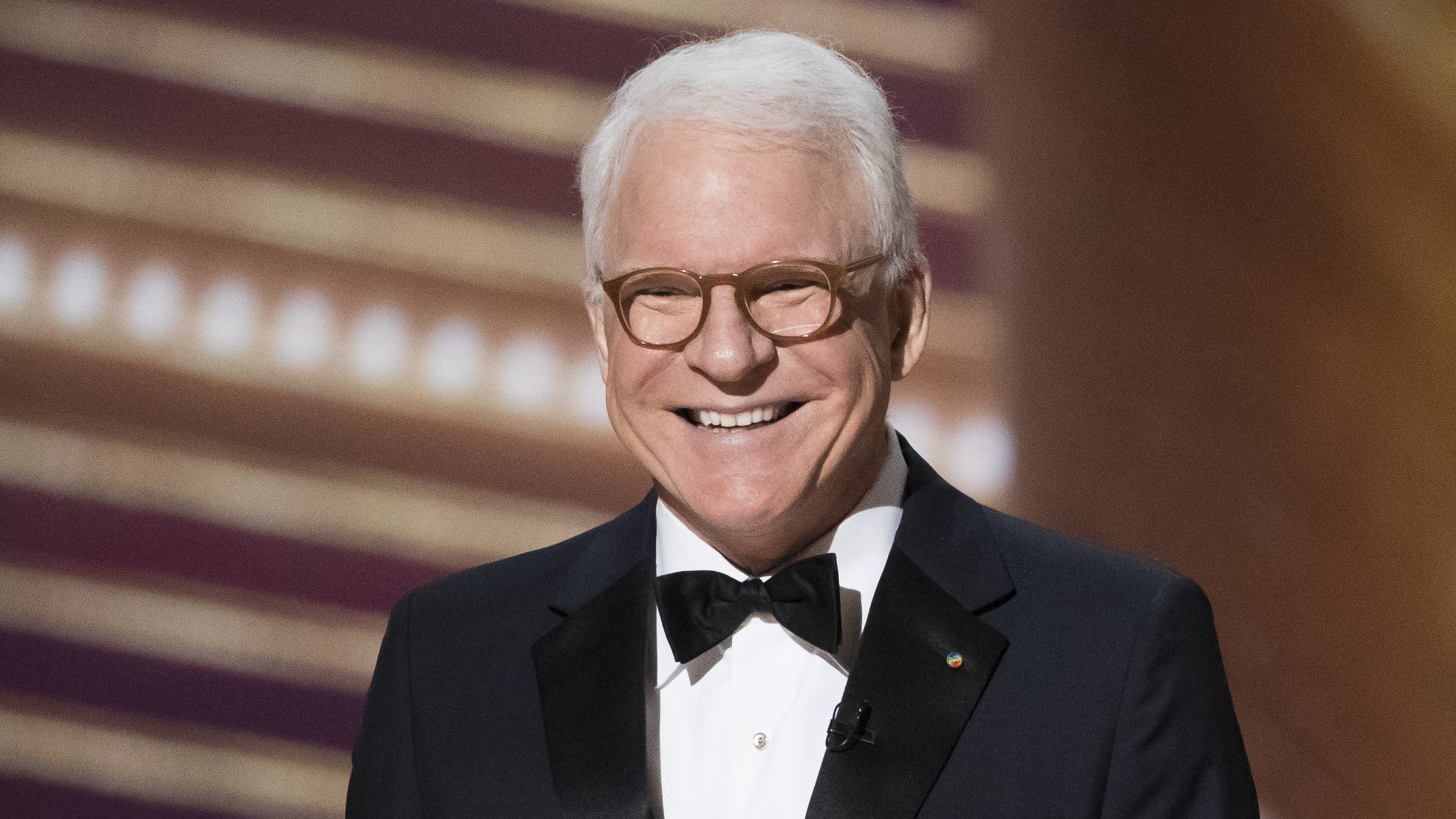 Steve Martin details his coronavirus vaccine experience in New York City