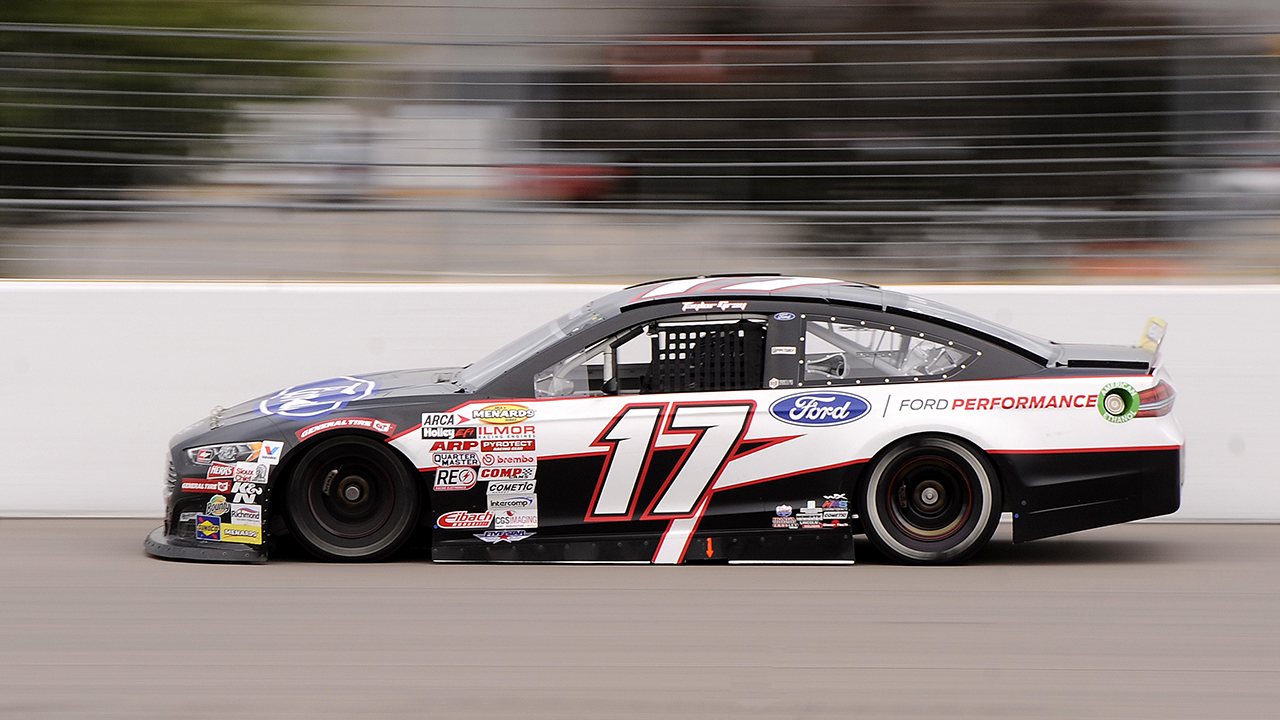 NASCAR racer penalized for using smartphone while driving...