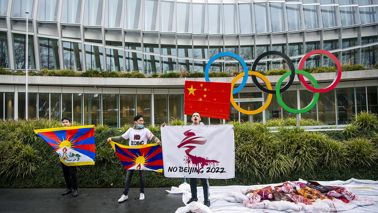 House Republican resolution urges US to boycott 2022 Winter Olympics in Beijing