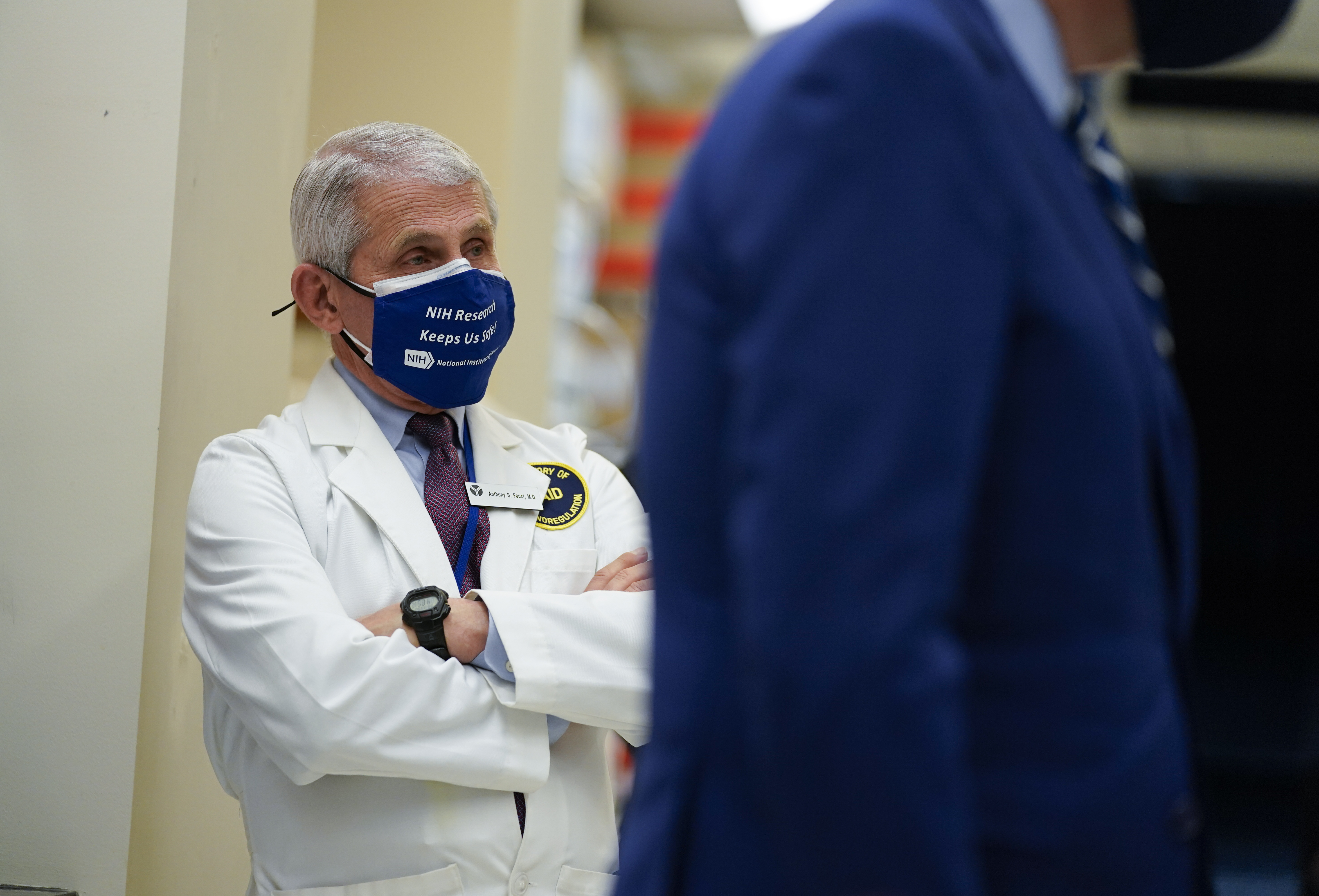 Dr. Fauci: It's 'possible' Americans may still be wearing face masks in 2022 – Fox News