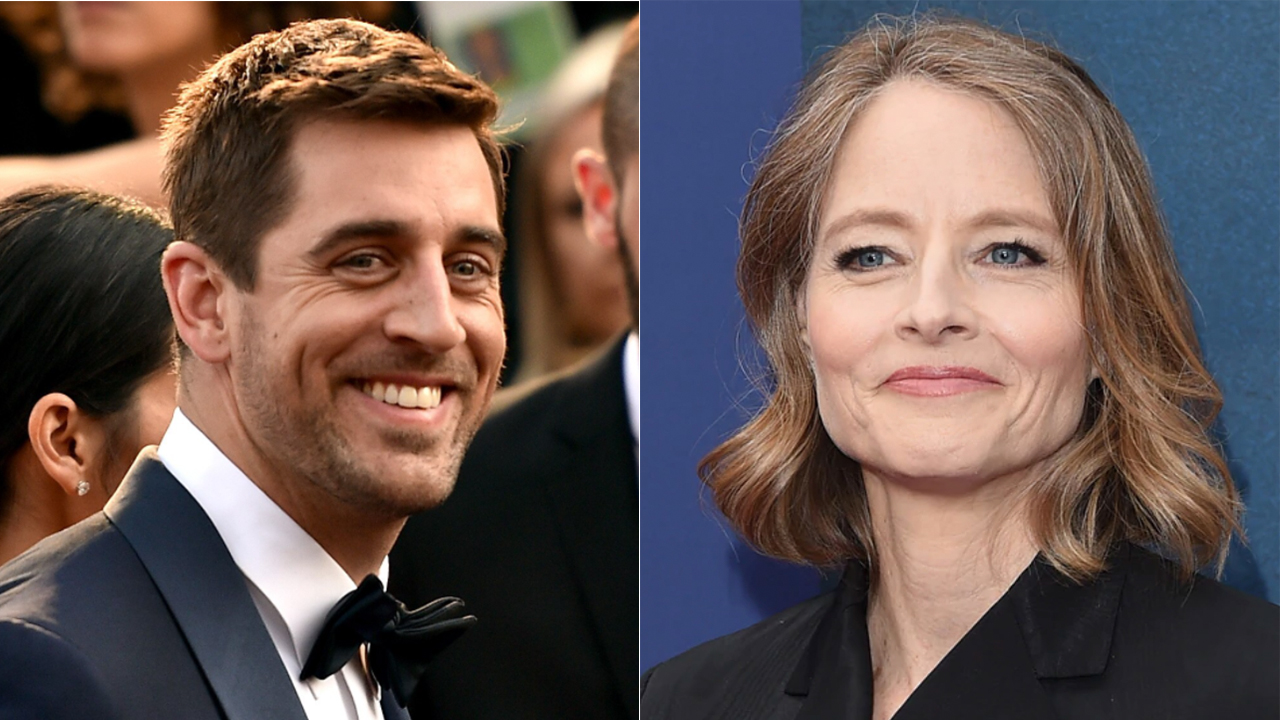 Aaron Rodgers' odd Jodie Foster shout-out suddenly makes sense - Fox News