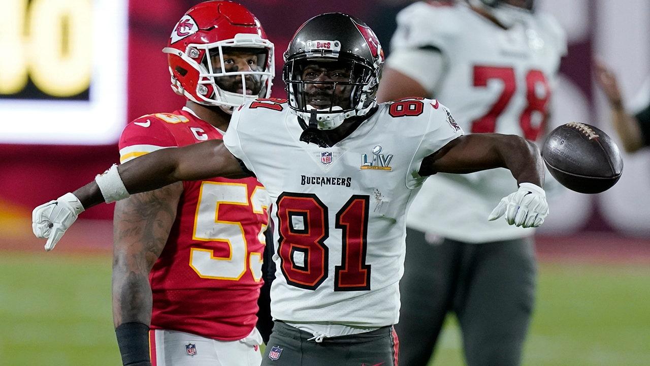 Antonio Brown ran wrong route on Super Bowl LV touchdown catch Bucs coach says – Fox News
