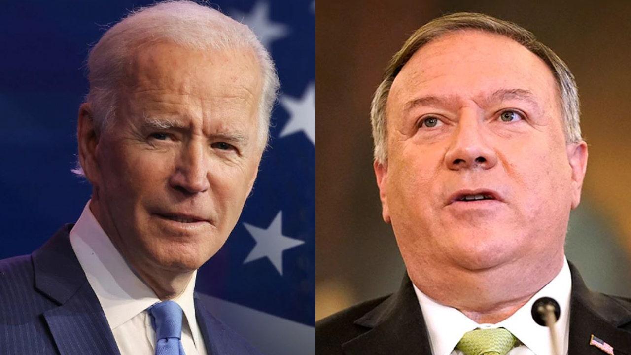 Pompeo, other critics pan Biden WH offer to restart Iran nuclear talks - Fox News