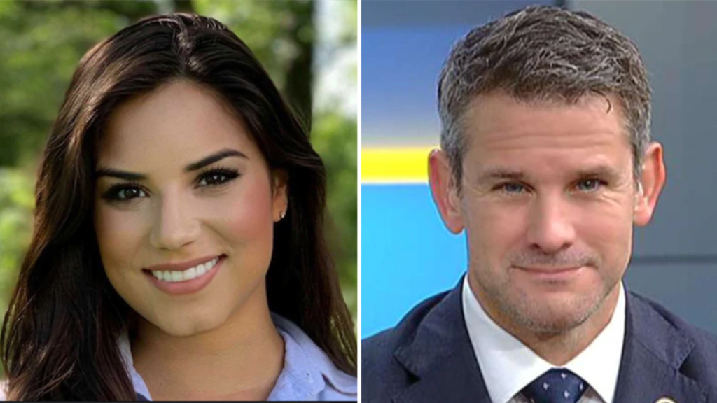 Madison Cawthorn endorses Adam Kinzinger's primary challenger