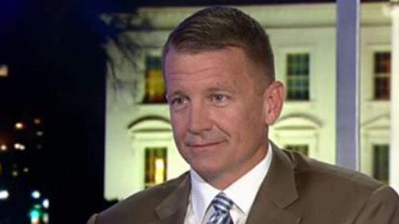 Blackwater founder Erik Prince accused of Libya weapons ban violations in UN report