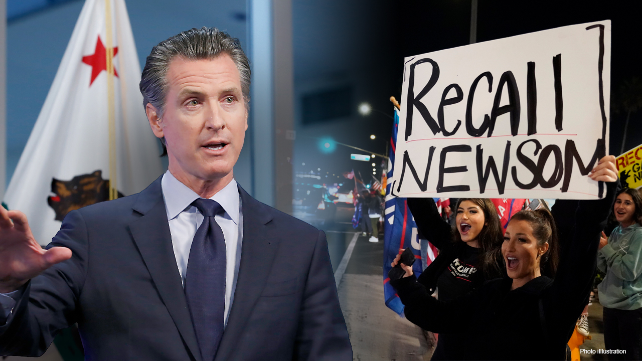 CA Senate bill changes recall rules as Newsom faces ousting
