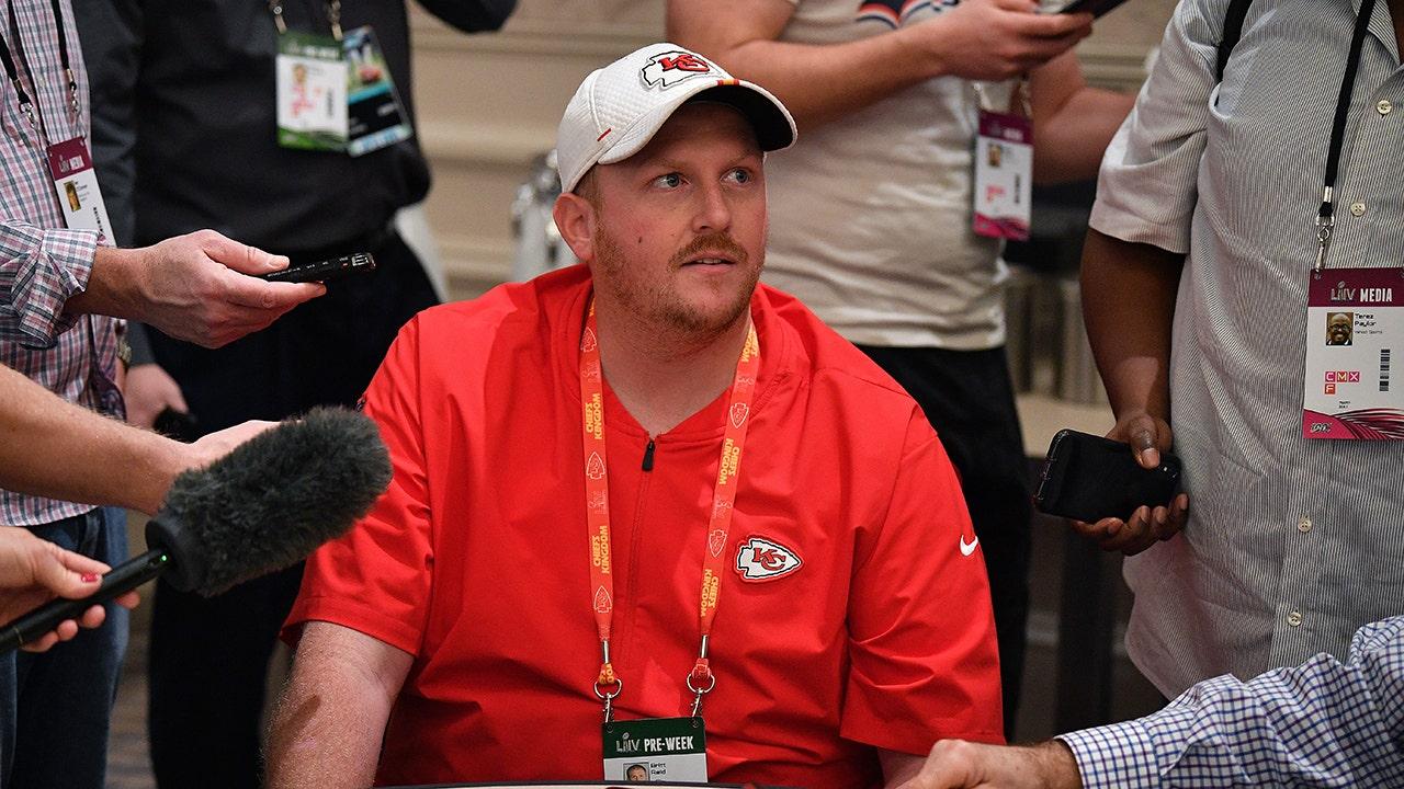 Chiefs' Britt Reid 'doing better' after surgery stemming from crash that seriously hurt girl, Andy Reid says - Fox News