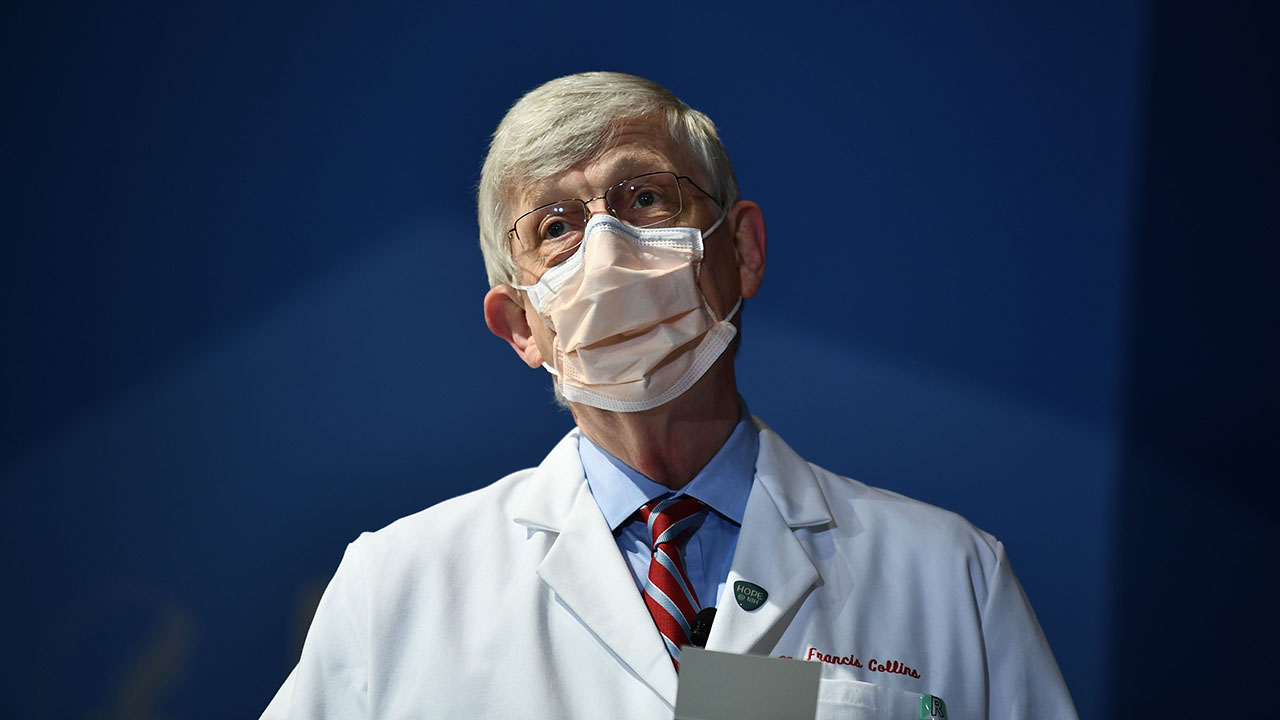 NIH Director Collins: Masks on children under 12 'is a really smart thing to do'