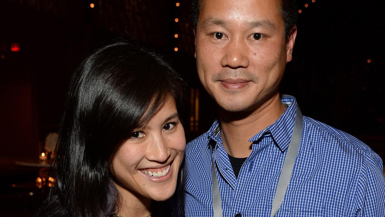 Zappos founder Tony Hsieh